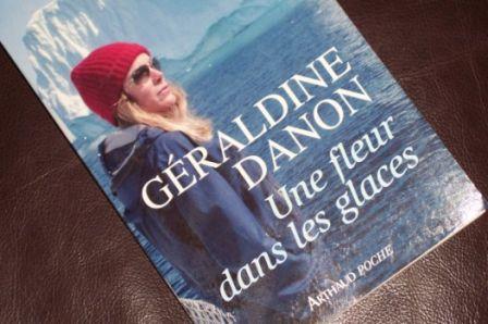 Une Fleur Dans Les Glaces Geraldine Danon Oceanicus In Folio